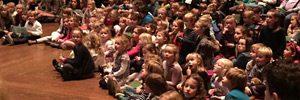 Kinderkerstviering – met Natalie Coenradi, Carla Koot, en Jonne Meij